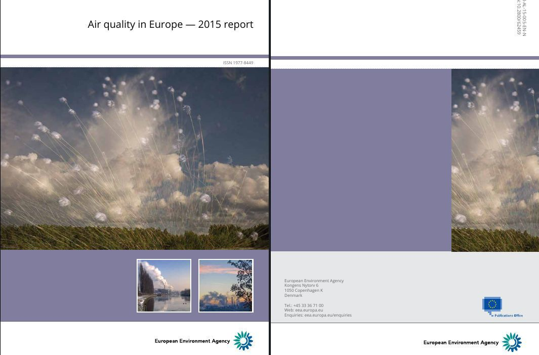 air quality europe report 2015